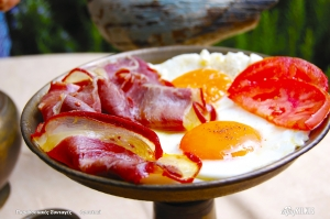 Appetizers with Eggs & Yogurt
